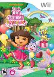 Descargar Doras Big Birthday Adventure [MULTI5][WII-Scrubber] por Torrent